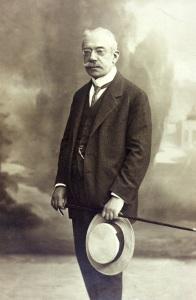 James Simon, circa 1914