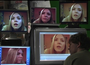 My Suicide's Archie (Gabriel Sunday) is obsessed with the perfect girl, Sierra, played by Brooke Nevin.