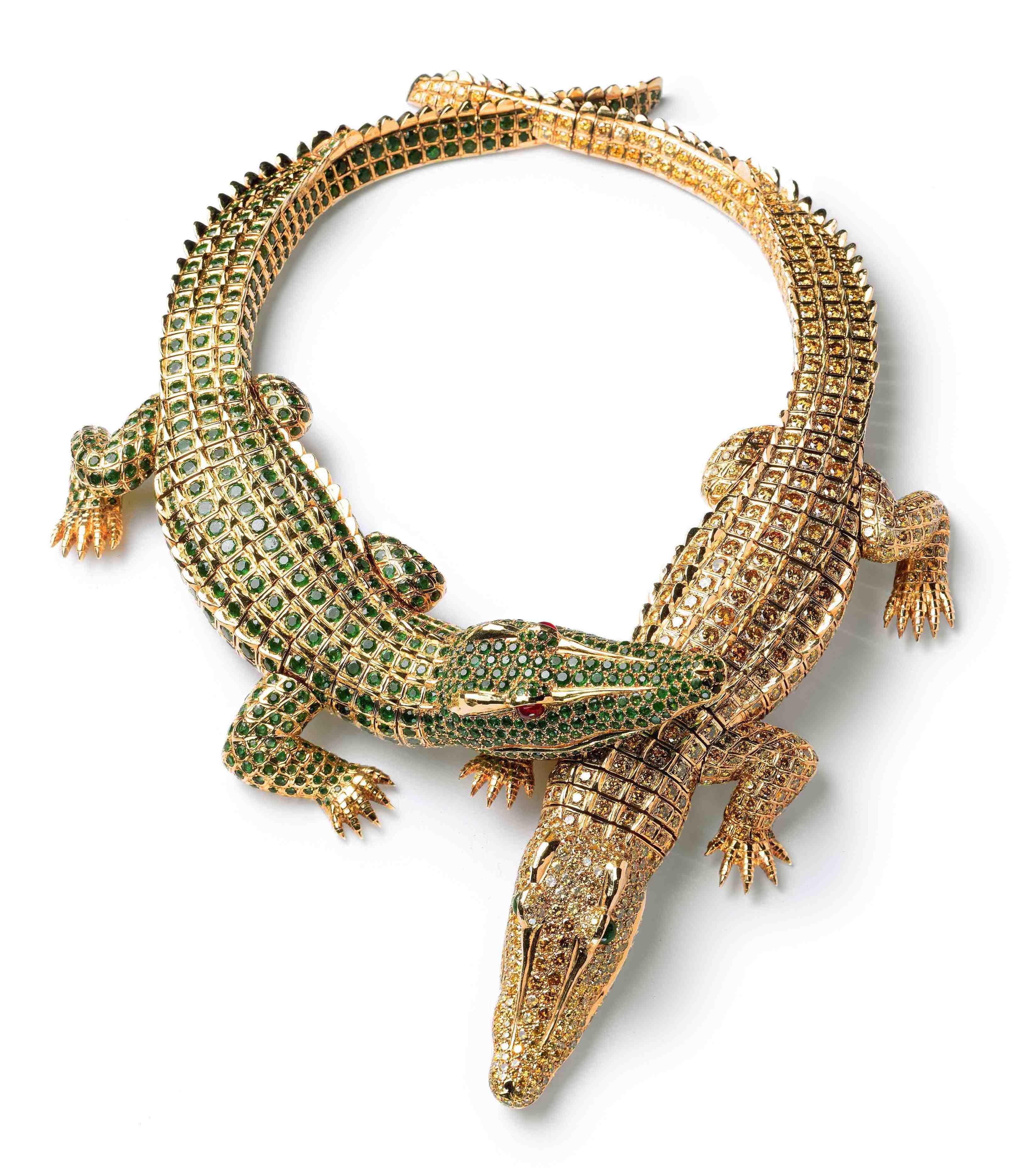 Cartier animal rings