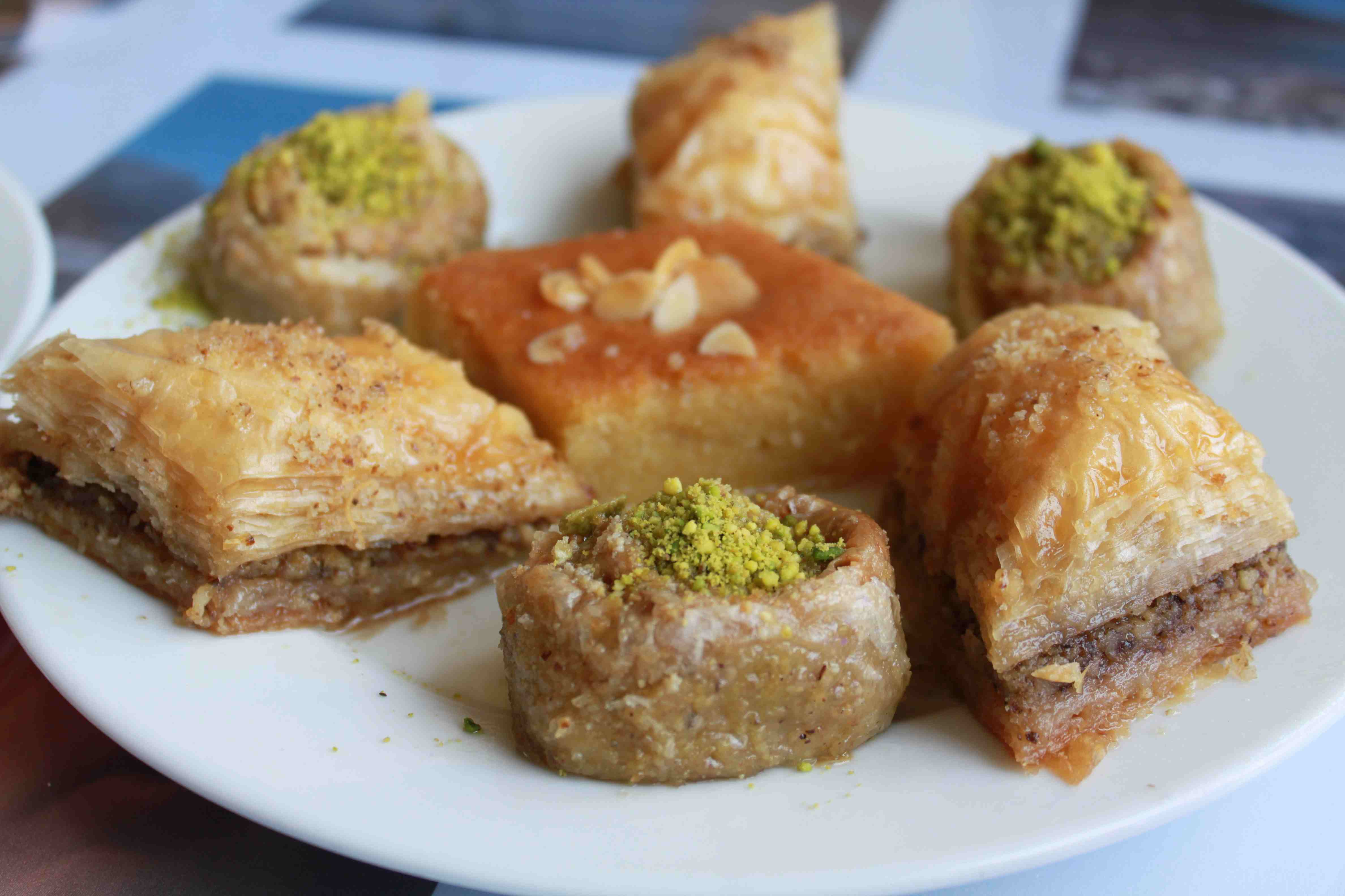 Baklava Recipe Turkish Turkish Baklava in Taste
