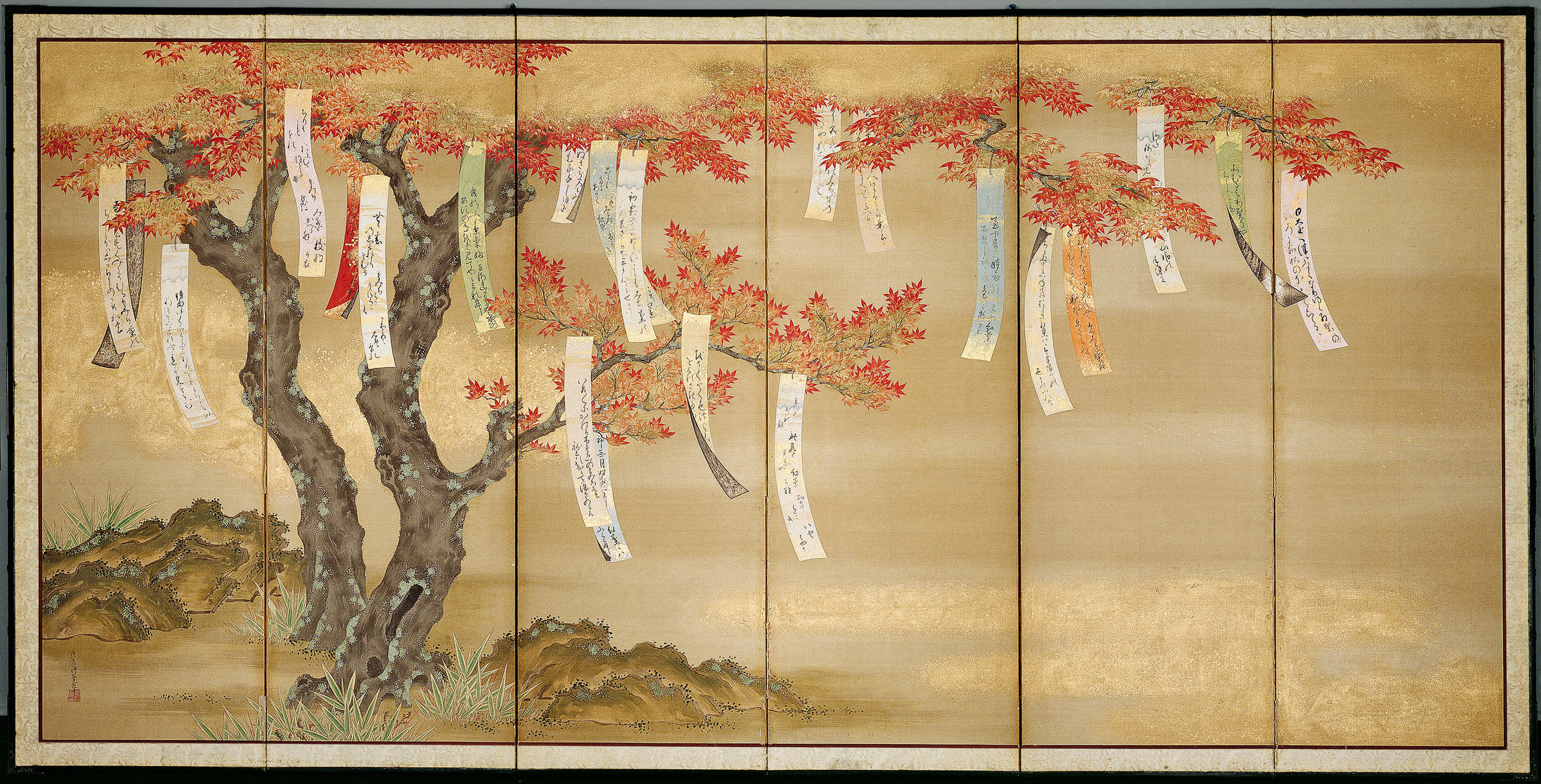 Beyond Golden Clouds: Five Centuries of Japanese Screens « ART hound