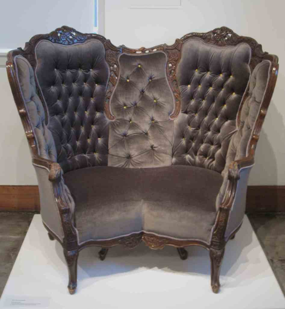 Victorian Couch: Please Sit…CCA Star Student Michele Marti Talks About
