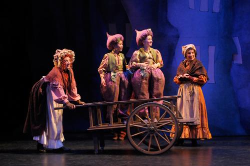 Act Christmas Carol.God Bless Us Everyone A Heartwarming Performance Of
