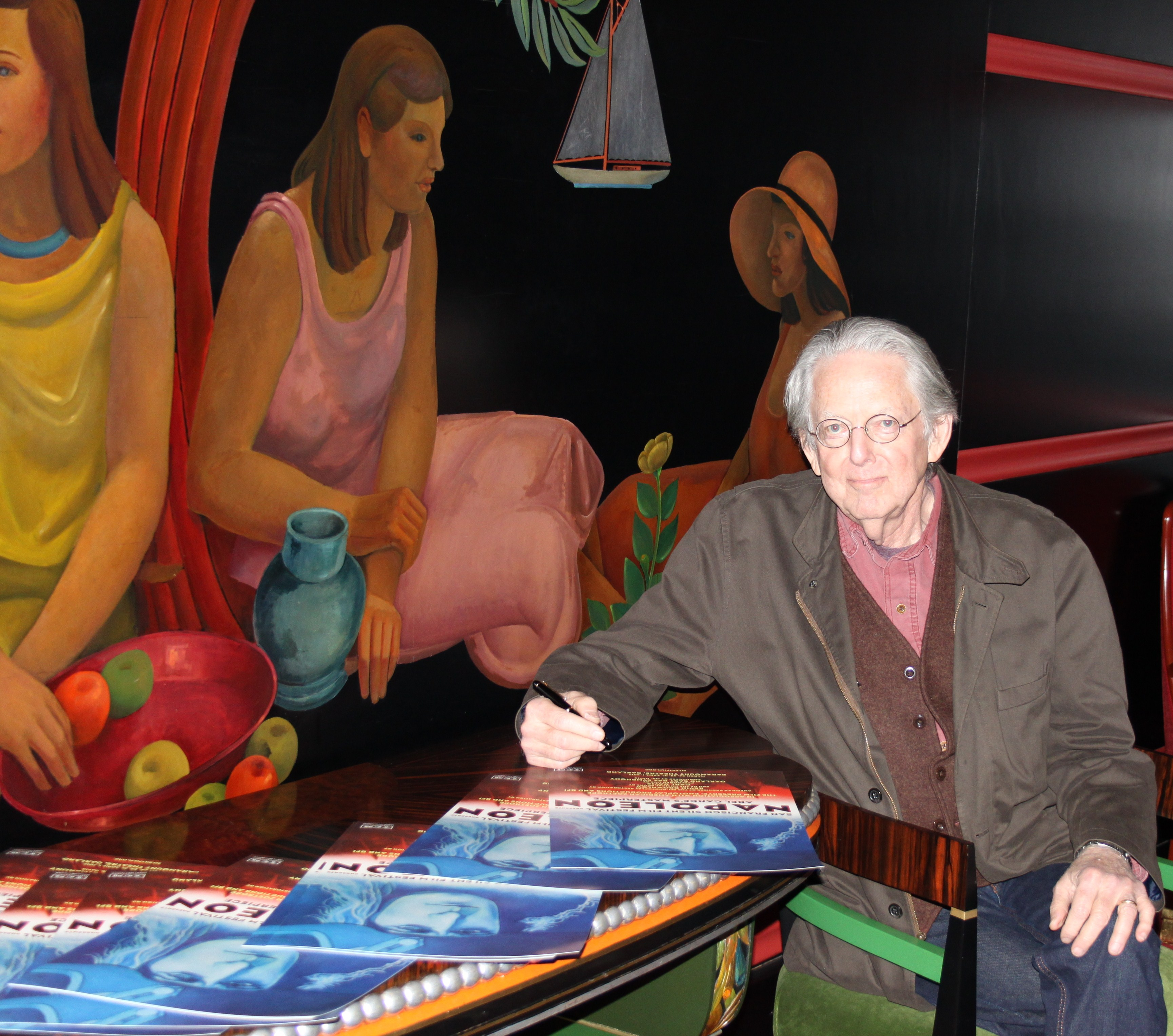 Interview Renowned Artist And Illustrator Paul Davis Talks About