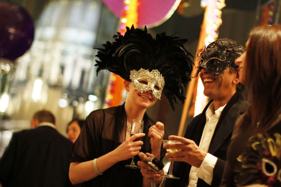 San Francisco Symphony's New Year's Eve Masquerade Ball at Davies Symphony Hall is San Francisco's most elegant celebration.  The unforgettable evening is built around exquisite music in a stunning setting.