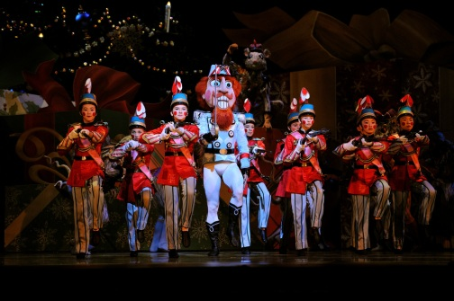 "San Francisco Ballet in Helgi Tomasson's ""Nutcracker."" Photo: © Erik Tomasson)"