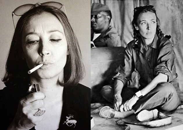 "Oriana Fallaci is the subject of Lawrence Wright's new play ""Fallaci,"" which has its world premiere at Berkeley Rep."