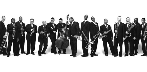 Wynton Marsalis and the Jazz at Lincoln Center Orchestra.  Image: courtesy Jazz at Lincoln Center