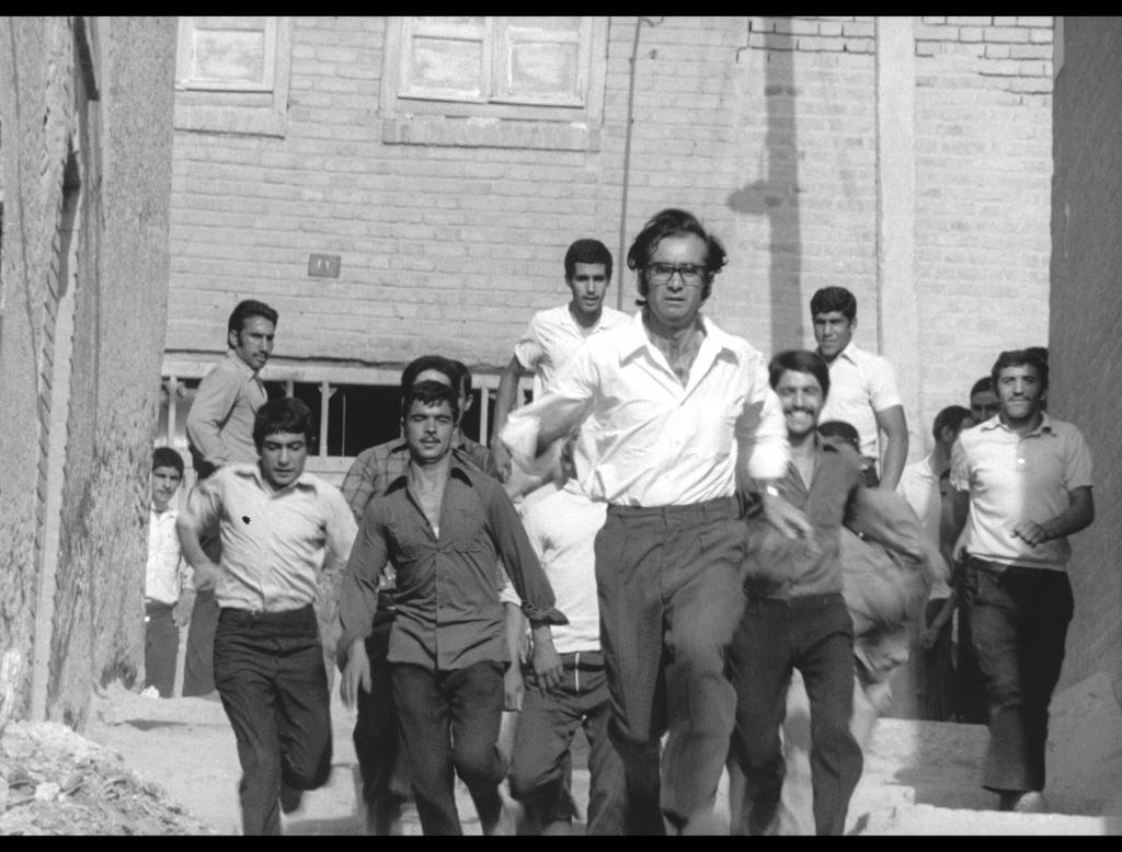 """A scene from Bahram Beyzaie's """"Downpour"""" (1971), hailed as one of the greatest Iranian films,  restored by World Cinema Foundation in 2011, screening at SIFF 56 with Beyzaie in attendance.   Photo: courtesy San Francisco Film Society"""