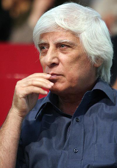 "Iranian film director and playwright Bahram Beyzaie will appear at the 56th San Francisco International Film Festival for a screening of ""Downpour,"" (Ragbar, 1971), a classic of Iranian cinema, newly restored by the World Cinema Foundation. Photo: courtesy San Francisco Film Society."