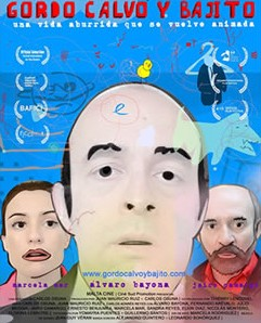 "Director Carlos Osuna will lead audience discussions after the Sat and Sun screenings of his ""Fat, Bald, Short Man"" (""Gordo, calvo y bajito)"