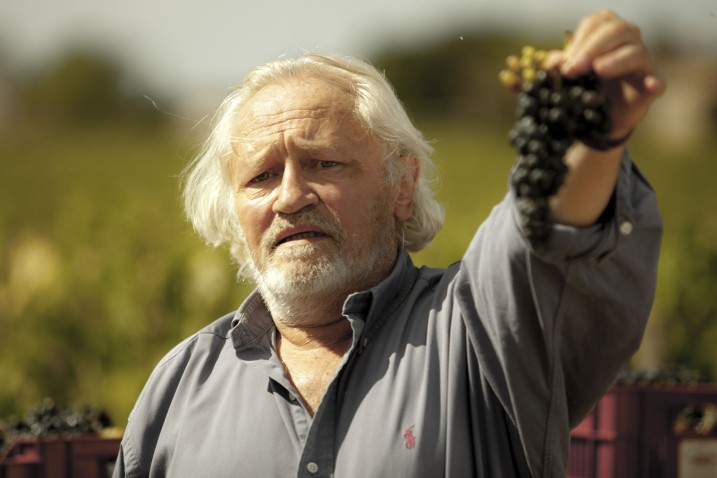 "In Gilles Legrand's ""You Will Be My Son"" (""tu seras mon fils""), Niels Arestrup plays a distinguished vintner in France's St-Emilion region, who is about to be awarded the Legion of Honor.  He's deeply attached to his vineyard and, now that he is aging, is obsessed with passing it all down to posterity.  Who will that be—his son or another protégé?   This story is richly honed with lush cinematography of one of France's most fabled wine producing regions.  One of three films opening the 1th Sonoma International Film Festival."
