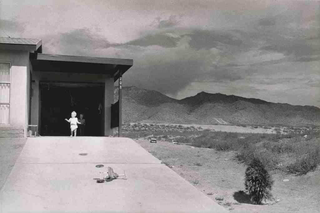20.Garry Winogrand, Albuquerque, 1957; gelatin silver print; The Museum of Modern Art, New York, purchase; © The Estate of Garry Winogrand, courtesy Fraenkel Gallery, San Francisco