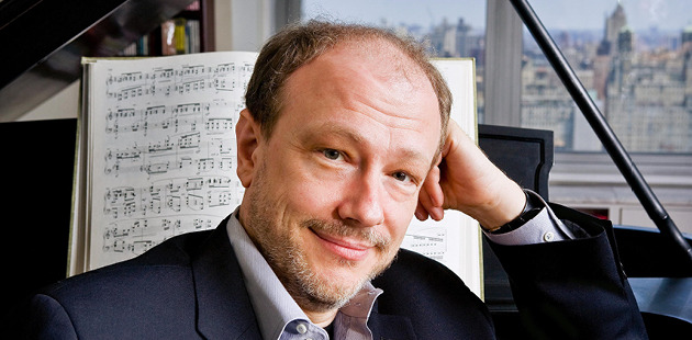 Marc-André Hamelin plays piano with the San Francisco Symphony at Green Music Center's Weill Hall, Thursday, May 22, 2013
