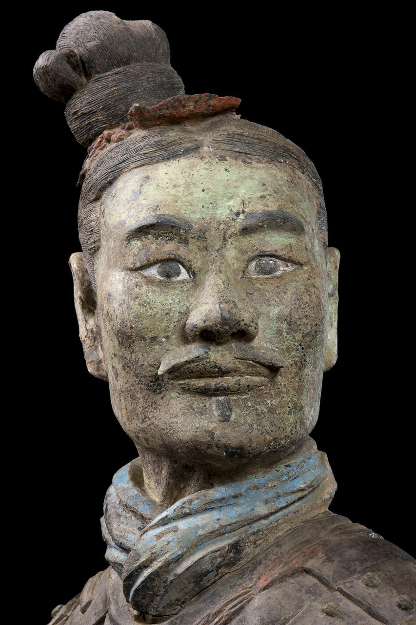 marching on u2014terra cotta warriors exhibition at san francisco u2019s asian art museum closes monday
