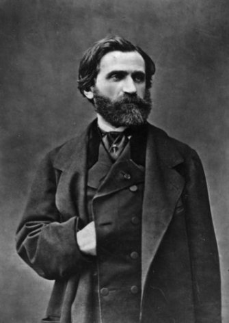 "Giuseppe Verdi's 200th birthday is being observed by San Francisco Opera on Friday with a huge and historic performance of his choral masterpiece ""Messa de Requiem.""  Nicola Luisotti, Music Director of both the San Francisco Opera and Italy's Teatro di San Carlo of Naples will conduct 320 singers and musicians from both companies on stage at War Memorial Opera House with vocal soloists Leah Crocetto, Margaret Mezzacappa, Michael Fabiano and Vitalij Kowaljow.  Photo: Hulton Archive/Getty Images)"