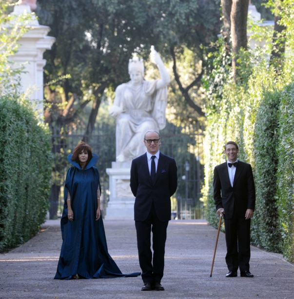 "Paolo Sorrentino's ""The Great Beauty"" (La grande bellezza, Italy/France 2013) is the Closing Night film at New Italian Cinema, November 13 – 17, 2013.  Sorrentino, one of Italy's most influential film director's, will attend.  Set in Rome, the film has been described as a Technicolor ""La Dolce Vita"" for the Berlusconi era, allegorically asking what has happened in Italy?  Image: San Francisco Film Society"