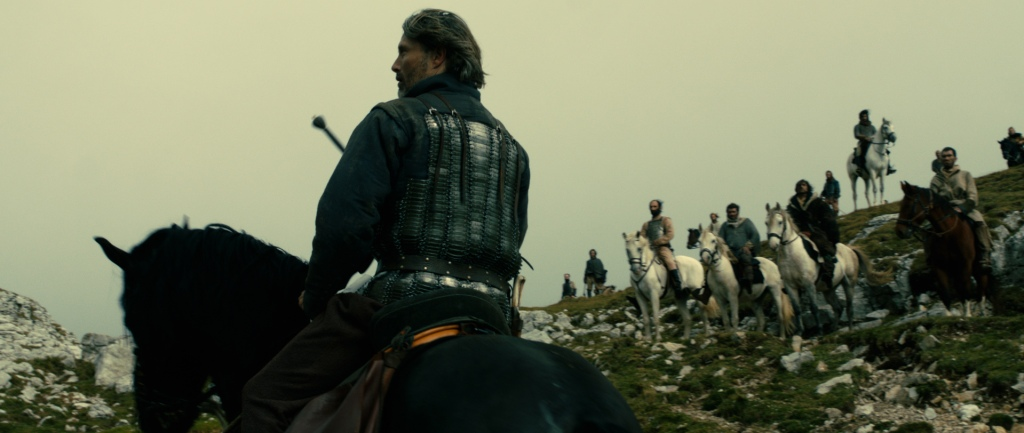 """In Arnaud des Pallieres' """"Michael Kohlhaas,"""" a 16th century horse merchant (Mads Mikkelsen) is mistreated by those in power and seeks revenge and justice.  Screens Friday, Nov 8, at French Cinema Now at Landmark's Clay Theatre. Photo: courtesy San Francisco Film Society."""