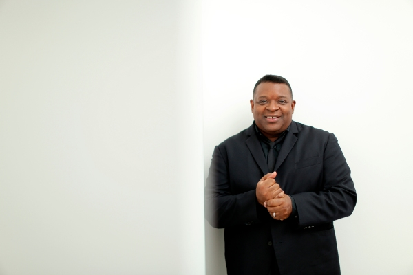 British artist Isaac Julien will receive SFIFF's Persistence of Vision Award on Sunday, April 27, 2014.  Photo: Courtesy of Graeme Robertson and the San Francisco Film Society