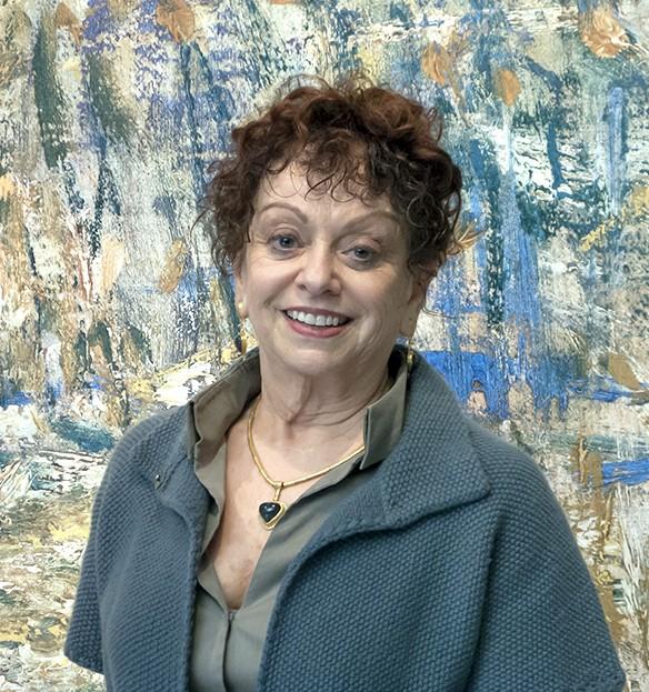 famsf ancient art curator renée dreyfus speaks thursday june 12
