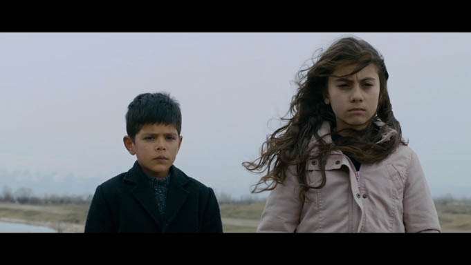 """Turkish filmmaker Kutluğ Ataman's """"The Lamb,"""" set in northeastern Anatolia, won the CICAE Art Cinema Award for best film in the Panorama Special section of the 2014 Berlinale.  The story revolves around five-year-old Mert (Mert Tastan) (left), his older sister, Vicdan (Sila Lara Canturk)(right) and the family's struggle to hold a feast for Mert's circumcision. Photo:  MVFF"""