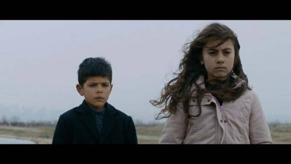 "Turkish filmmaker Kutluğ Ataman's ""The Lamb,"" set in northeastern Anatolia, won the CICAE Art Cinema Award for best film in the Panorama Special section of the 2014 Berlinale.  The story revolves around five-year-old Mert (Mert Tastan) (left), his older sister, Vicdan (Sila Lara Canturk)(right) and the family's struggle to hold a feast for Mert's circumcision. Photo:  MVFF"