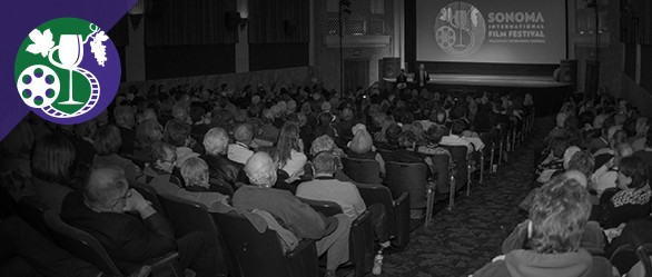 The historic Sebastiani Theatre, built in 1933, graces Sonoma's lovely town square and is the main screening venue of the 18th annual Sonoma International Film Festival, March 25-29, 2015.  Every year, the festival draws cinema lovers from all over the world for 5 days of film, food, wine and partying in Sonoma.  Photo: courtesy SIFF