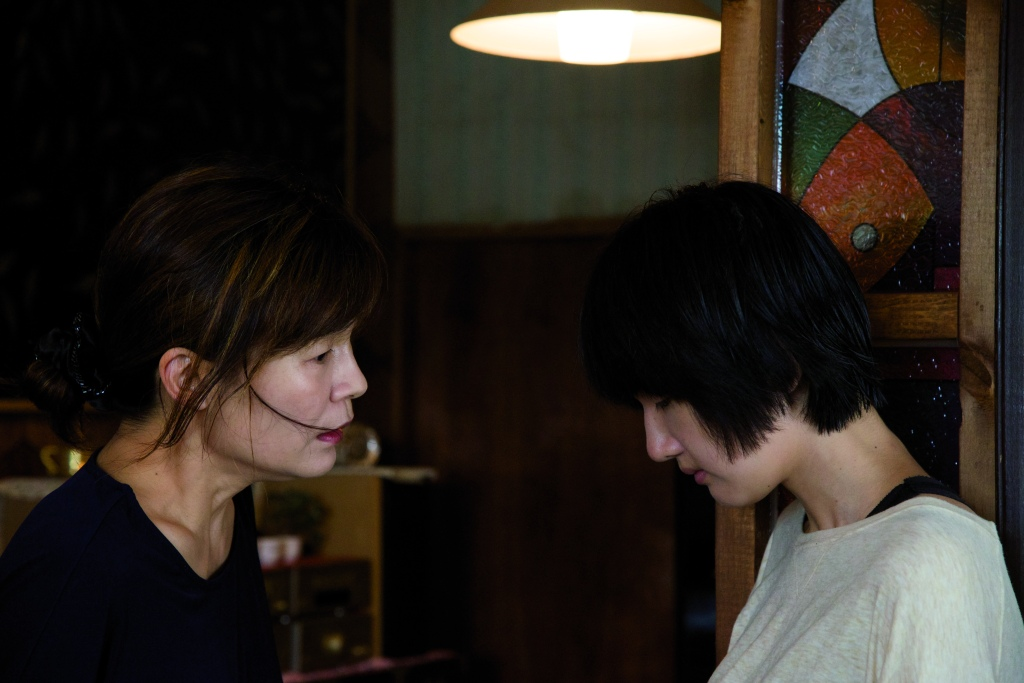 """In Albert Shin's second feature """"In Her Place,"""" (2014), Yoon Da-Kyung stars as a wealthy Seoul woman who is desperate to have a child.  She arrives at an isolated farm where a struggling widow (Hae-yeon Kil) is hoping to capitalize on her teen daughter's pregnancy.  The woman moves in with the family to wait for the birth, telling her friends at home that she's decided to have her baby in the U.S.  Ahn Ji Hye's raw performance as the conflicted teen anchors this heart wrenching drama of secret pregnancy.  Toronto based director stumbled upon the story while eavesdropping in a café in South Korea.  In Korea, adopted children are still stigmatized and the act of adoption is a shameful one.  Screens twice at CAAMFest 2015.  Image: CAAMFest"""