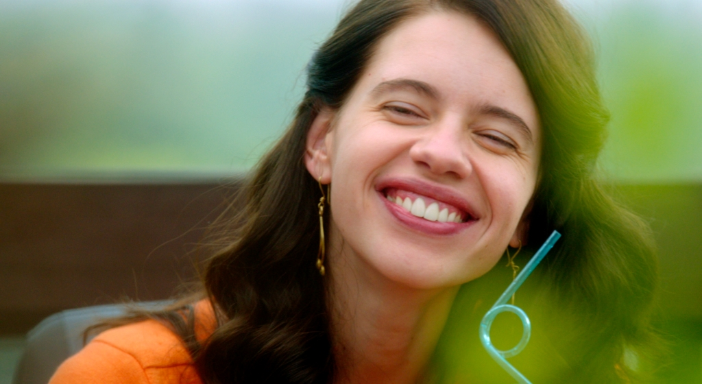 """Kalki Koechlin plays Laila in Shonali Bose's second feature film, """"Margarita with a Straw"""" (2014), CAAMFest's Centerpiece film, the first Indian film that introduces a character with cerebral palsy.  Image: CAAMFest"""