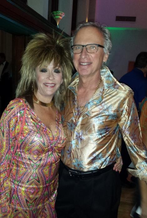 Jennifer Cobb and Stephen Isenberg of Santa Rosa, SCM members.