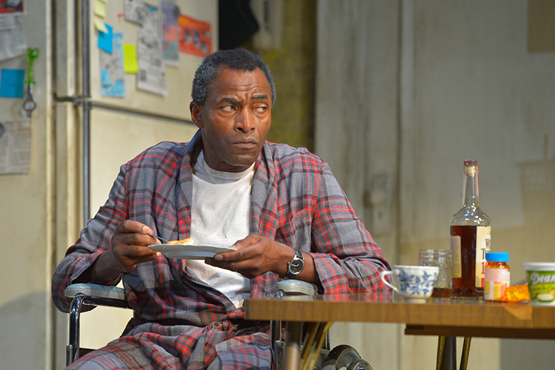"Carl Lumbly stars as Walter ""Pops"" Washington in Stephen Adly Guirgis'"