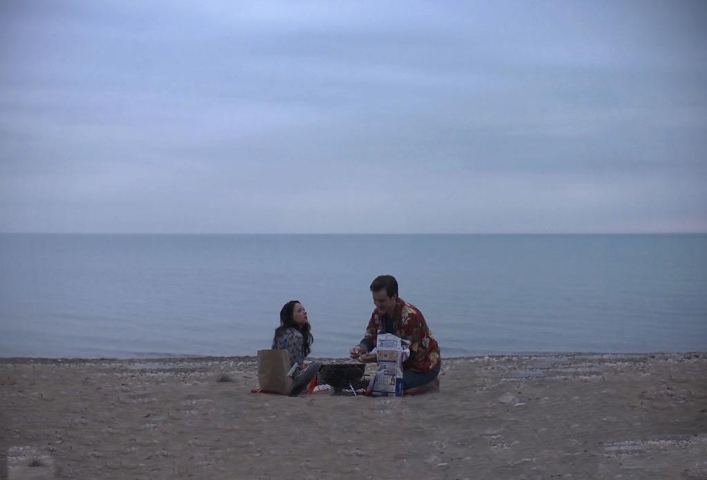 Benjamin Meyer's debut feature film