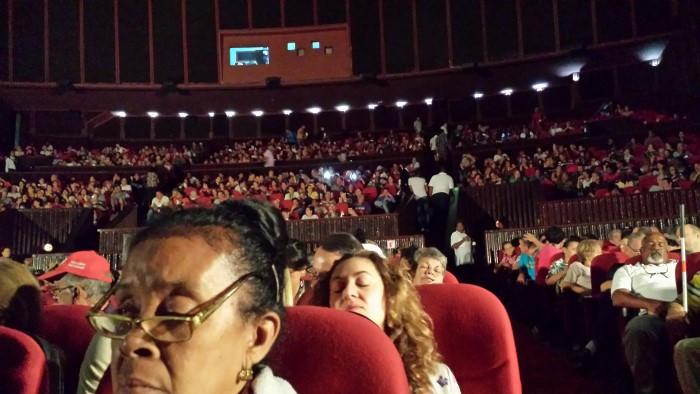 Bustling Cine Yara. Photo: Geneva Anderson