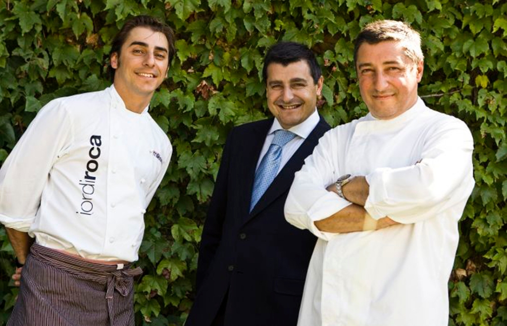 "Joan, Josep and Jordi Roca, owners of Girona's famed El Celler de Can Roca, are the subject of ""Cooking Up A Tribute,"" a documentary by Luis Gonzalez and Andrea Gomez that screens twice at SIFF 19. Every year the festival outdoes itself with food, wine and spirits. This year, filmgoers will receive a complementary glass of JCB by Jean-Charles Boisset's French sparkling No. 69 Crémant de Bourgogne with a carefully curated food tasting, which will bring the aromas and flavors of this food documentary to life. Image: SIFF"