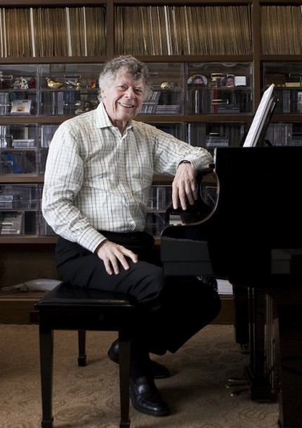 "Gorden Getty will attend the Friday screening of Peter Rosen's documentary ""Gordon Getty: There will be Music,"" at the 19th Sonoma International Film Festival. Photo: courtesy Chicago Classical Review"