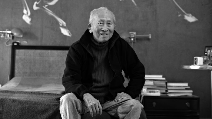 """105 year-young Chinese American artist Tyrus Wong will be honored twice this week─on Wednesday at the Asian Art Museum,, with a public proclamation of """"Tyrus Wong Day and on Thursday, at CAAMFest 2016, where his life and art are the subject of Pamela Tom's Opening Night documentary, """"Tyrus."""" Image: courtesy Museum of California Design"""