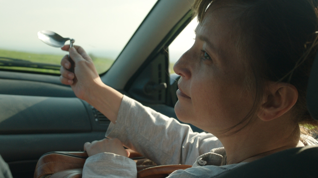 "Alena Mihulová in a scene from Slávek Horák's ""Home Care,"" playing at SFIFF59. Image: courtesy SFFS"