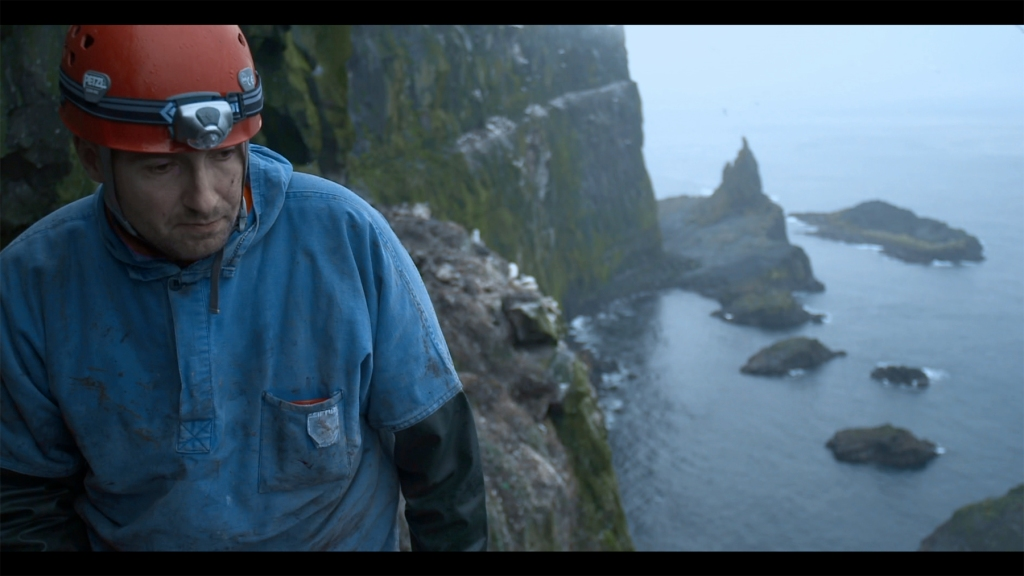 """A scene from Mike Day's """"The Islands and the Whales,"""" playing at SFIFF59. Image: courtesy SFFS"""