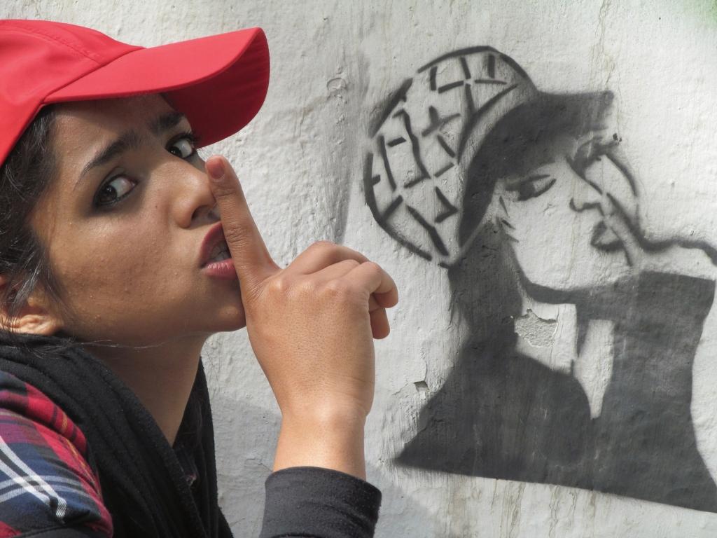 "A scene from Rokhsareh Ghaem Maghami's ""Sonita, playing at SFIFF59"