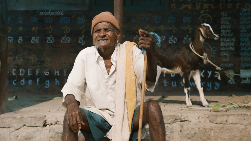 """A scene from Raam Reddy's """"Thithi,"""" playing at SFIFF59. Image: courtesy SFFS"""