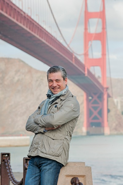 Luisotti will lead this summer's Don Carlo followed by opening SFO's 94th season in September 2016 with a new Royal Opera, Covent Garden/Beijing National Centre for the Performing Arts co-production of Andrea Chénier. Photo: Terry McCarthy, SFO