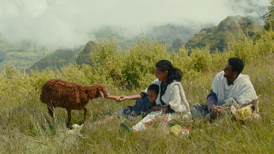 "A scene from Yared Zeleke's ""Lamb."""